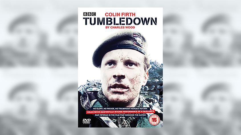 Tumbledown DVD Artwork