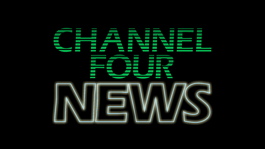 'Channel 4 News' Title Frame (1982)