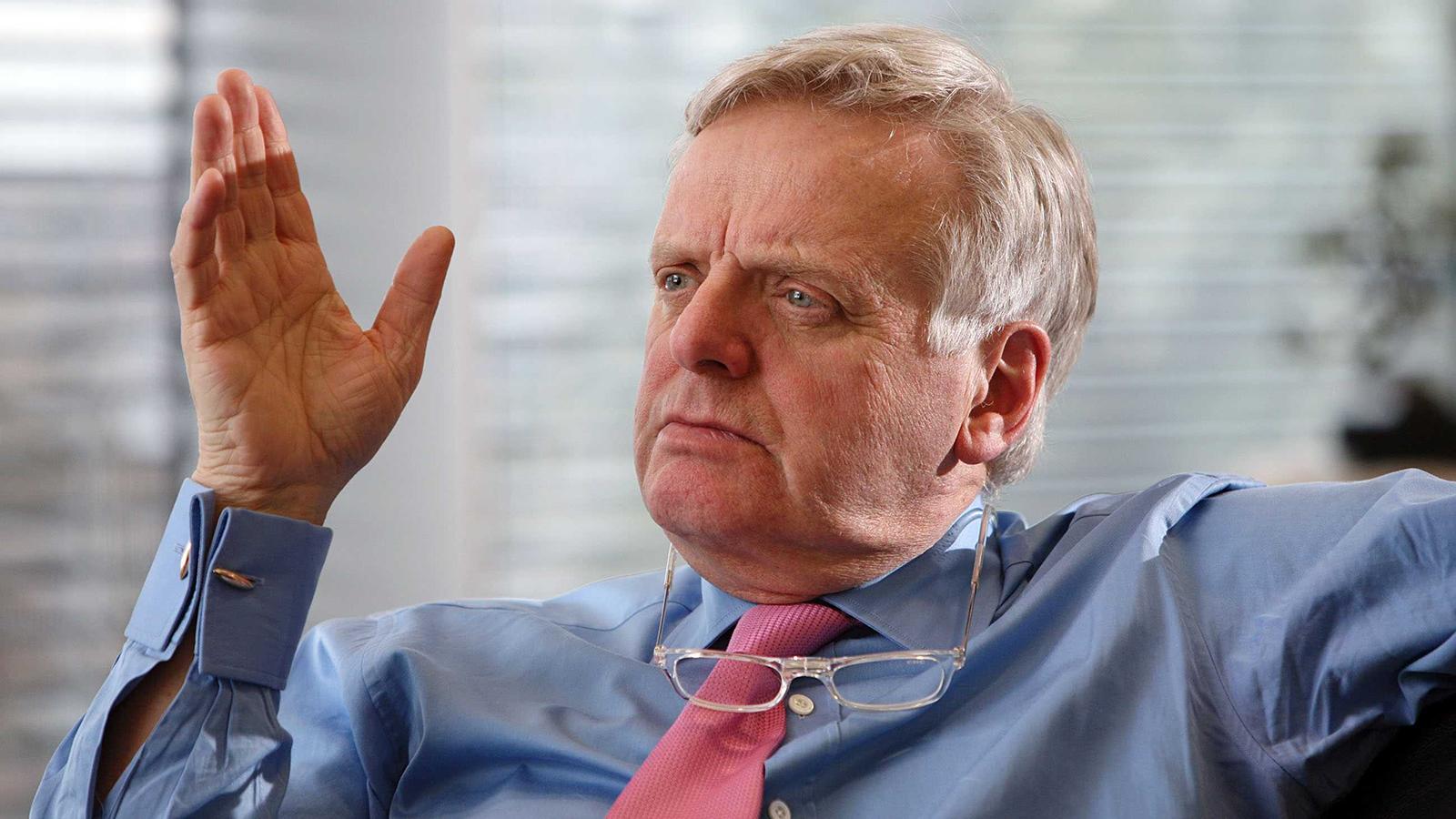 ITV Executive Chairman Michael Grade