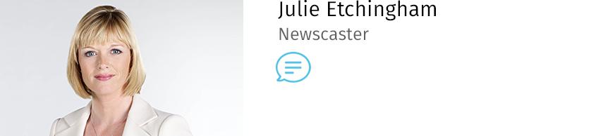 Julie Etchingham (ITN)