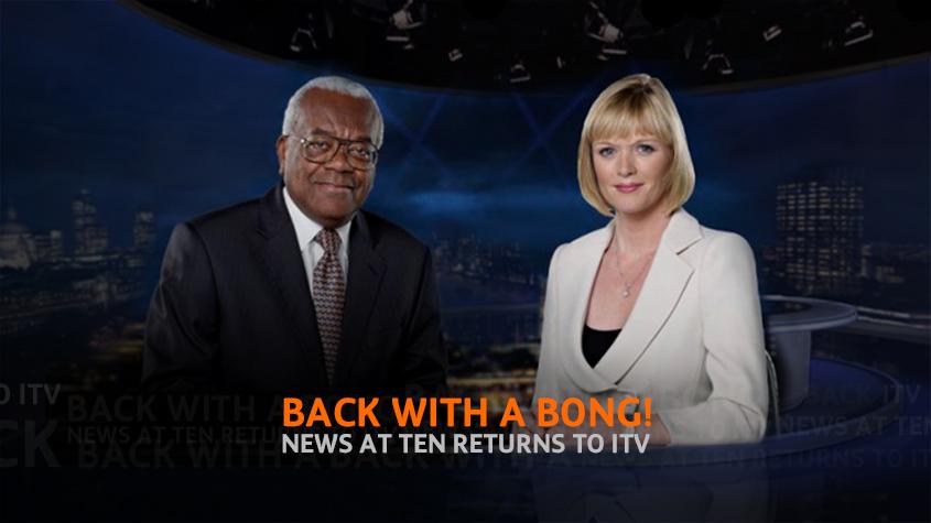 ITV News at Ten Relaunch (2008)