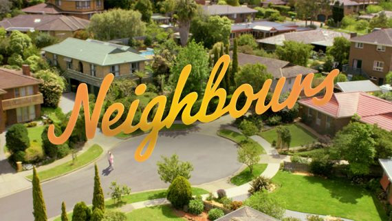 'Neighbours' Title Frame (2015)